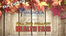 health fair magnolia