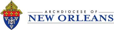 Archdiocese of New Orleans Logo